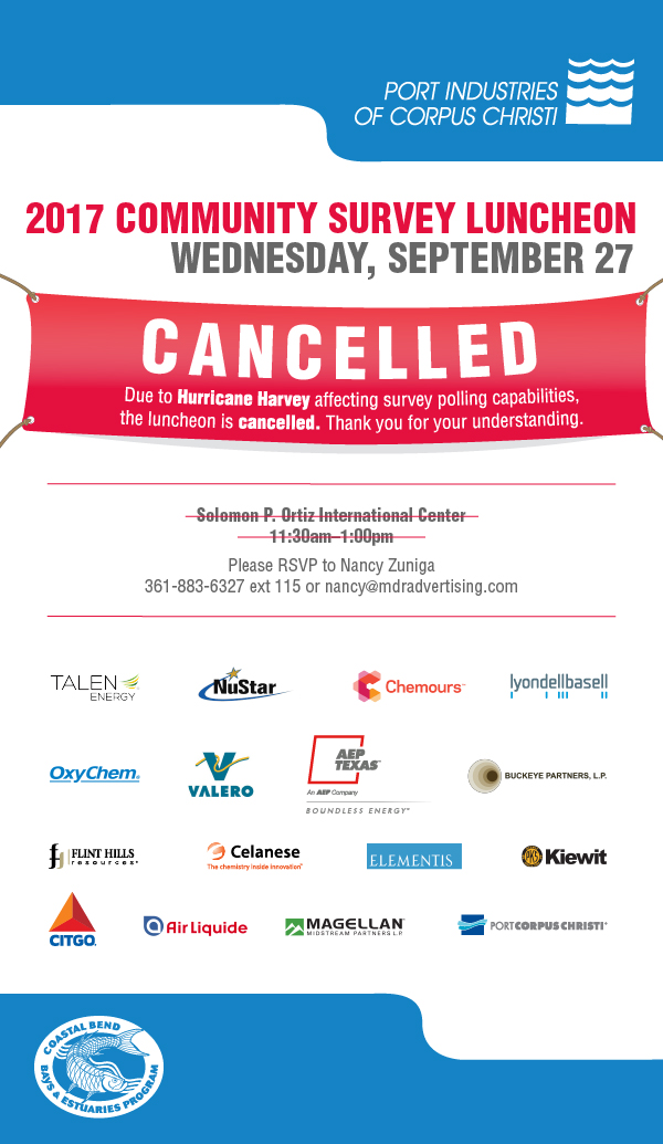 2017 cancelled luncheon